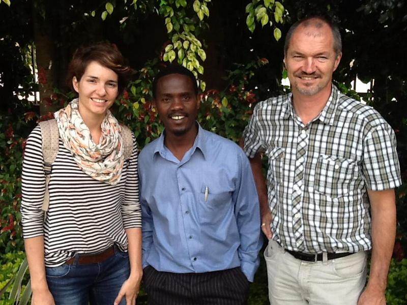 In Lilongwe unterwegs